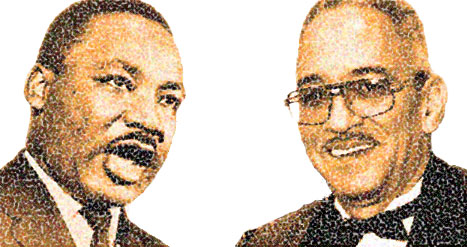 MLK and Wright