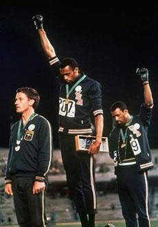black-power-salute